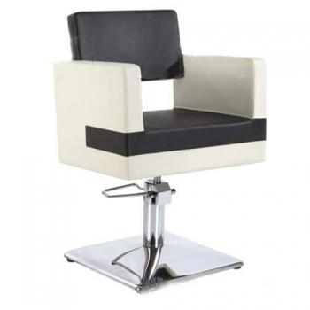 Кресло парикмахерское VM818 на пневматике хром | Venko