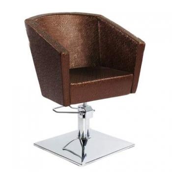Кресло парикмахерское VM817 на пневматике хром