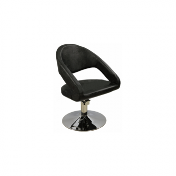 Парикмахерское кресло A 069 (черный сжатый) | Venko