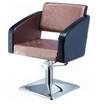Кресло парикмахерское VM815 на пневматике хром | Venko