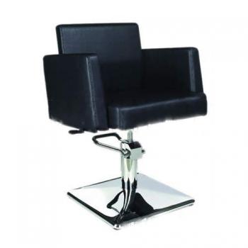 Кресло парикмахерское VM814 на пневматике хром | Venko
