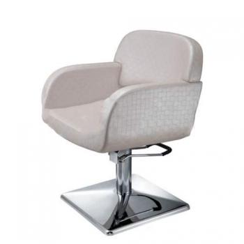 Кресло парикмахерское VM813 на пневматике хром