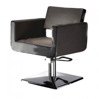 Кресло парикмахерское VM812 на пневматике хром | Venko