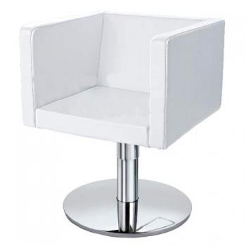 Кресло парикмахерское VM810 на пневматике хром | Venko
