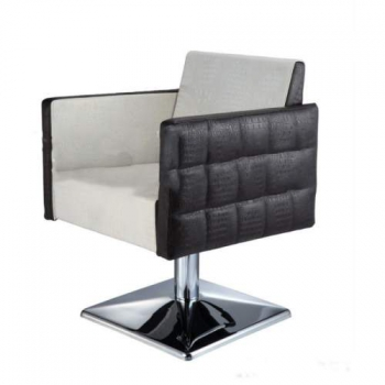 Кресло парикмахерское VM809 на пневматике хром