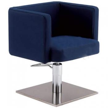 Кресло парикмахерское VM805 на пневматике хром | Venko