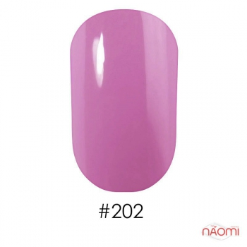 Лак для ногтей Naomi #202, 12 мл, Весна-лето