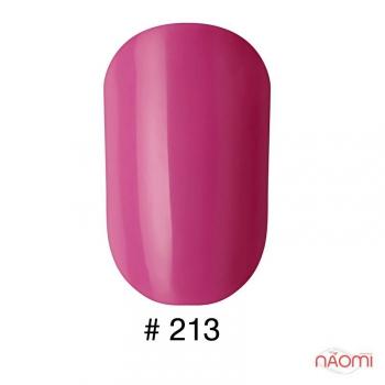 Лак для ногтей Naomi #213, 12 мл, Весна-лето