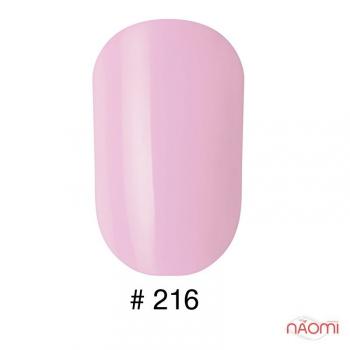 Лак для ногтей Naomi #216, 12 мл, Весна-лето | Venko