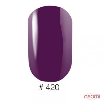 Лак для ногтей Naomi #420, 12 мл, Осень-зима | Venko