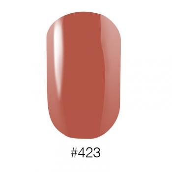 Лак для ногтей Naomi #423, 12 мл, Осень-зима