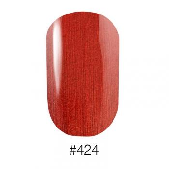 Лак для ногтей Naomi #424, 12 мл, Осень-зима