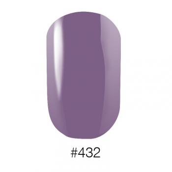 Лак для ногтей Naomi #432, 12 мл, Осень-зима | Venko