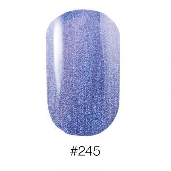 Лак для ногтей Naomi #245, 12 мл, AURORA