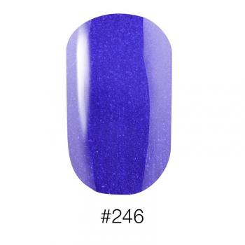 Лак для ногтей Naomi #246, 12 мл, AURORA | Venko