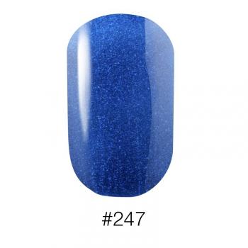 Лак для ногтей Naomi #247, 12 мл, AURORA