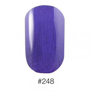 Лак для ногтей Naomi #248, 12 мл, AURORA | Venko