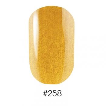 Лак для ногтей Naomi #258, 12 мл, AURORA