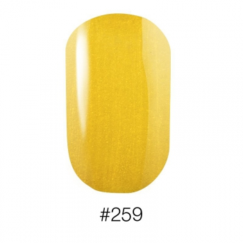 Лак для ногтей Naomi #259, 12 мл, AURORA
