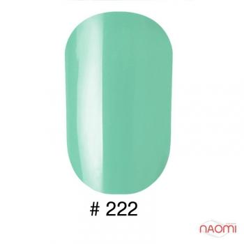 Лак для ногтей Naomi #222, 12 мл, One Coat | Venko