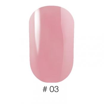 Лак для ногтей Naomi #VT03, 12 мл, VINYTONE | Venko