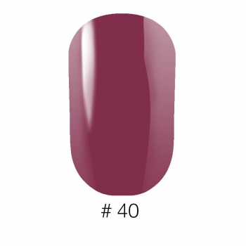 Лак для ногтей Naomi #VT40, 12 мл, VINYTONE
