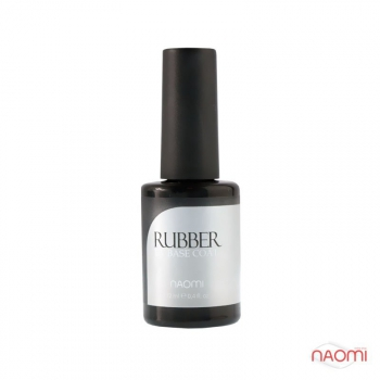 Основа под гель-лак Naomi Rubber UV Base Coat