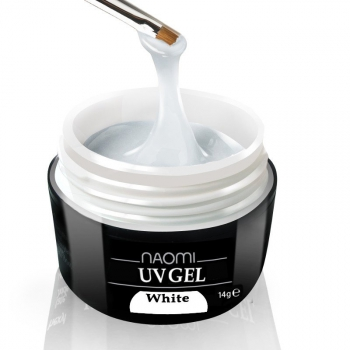Гель белый UV Gel White, 14 гр