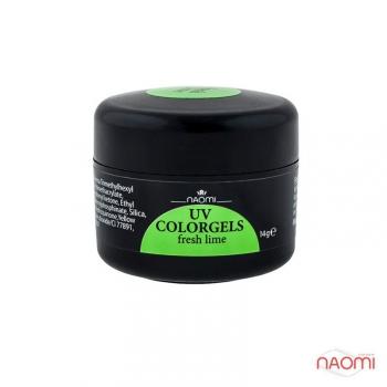 Камужфляжный гель UV Colorgels Fresh Lime, 14 g | Venko