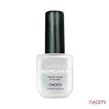 Гель для удаления кутикулы, 15 мл Naomi Cuticle Remover | Venko