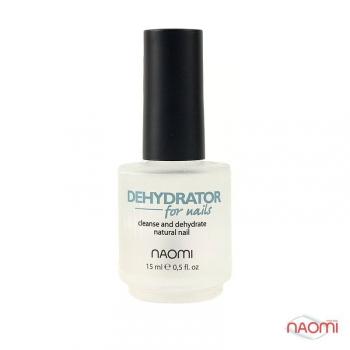 Дегидратор для ногтей,  15 мл Naomi Dehydrator
