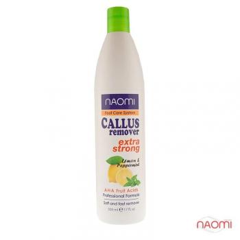 Средство для педикюра Callus Remover Extra Strong 500 мл