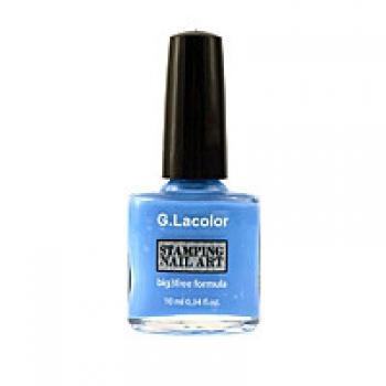 Лак для ногтей для стемпинга 10 мл G.Lacolor №6 | Venko