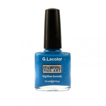 Лак для ногтей для стемпинга 10 мл G.Lacolor №7 | Venko