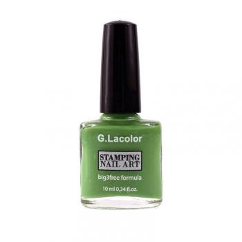 Лак для ногтей для стемпинга 10 мл G.Lacolor №8 | Venko