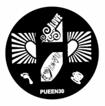 Диск для стемпинга PUEEN №30   Venko