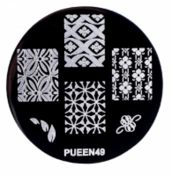 Диск для стемпинга PUEEN №49 | Venko