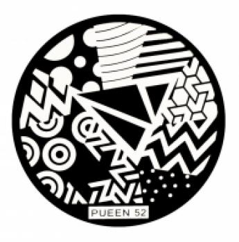 Диск для стемпинга PUEEN №52 | Venko