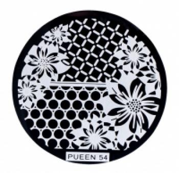 Диск для стемпинга PUEEN №54 | Venko