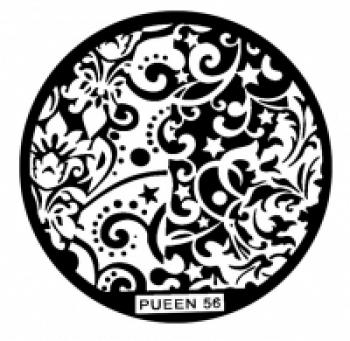 Диск для стемпинга PUEEN №56 | Venko