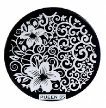 Диск для стемпинга PUEEN №65 | Venko