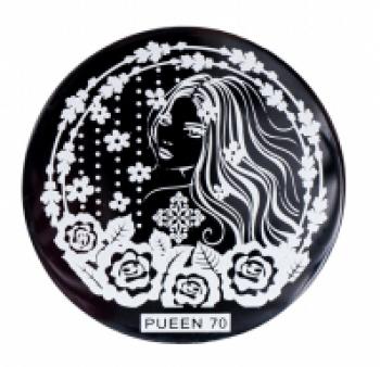 Диск для стемпинга PUEEN №70 | Venko