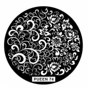 Диск для стемпинга PUEEN №74 | Venko