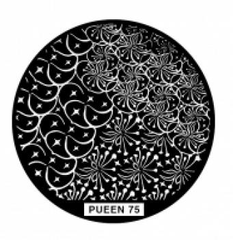 Диск для стемпинга PUEEN №75 | Venko