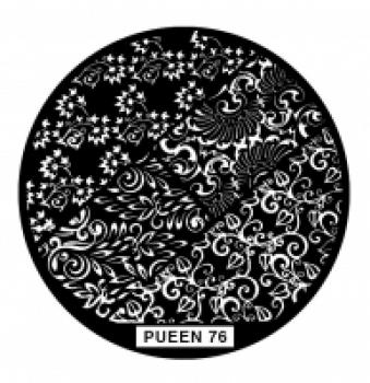 Диск для стемпинга PUEEN №76 | Venko