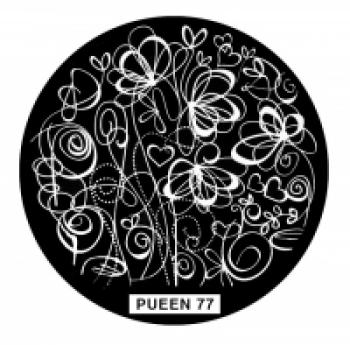 Диск для стемпинга PUEEN №77 | Venko