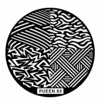 Диск для стемпинга PUEEN №83 | Venko