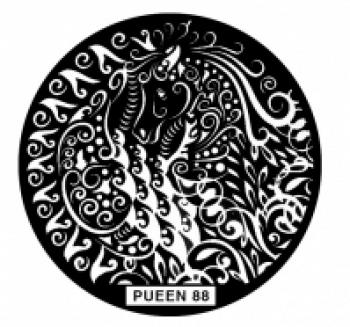 Диск для стемпинга PUEEN №88 | Venko