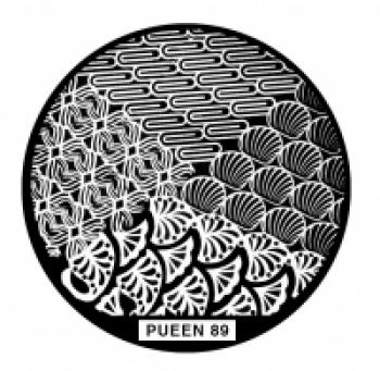 Диск для стемпинга PUEEN №89 | Venko