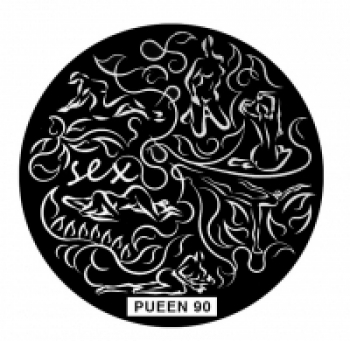 Диск для стемпинга PUEEN №90 | Venko